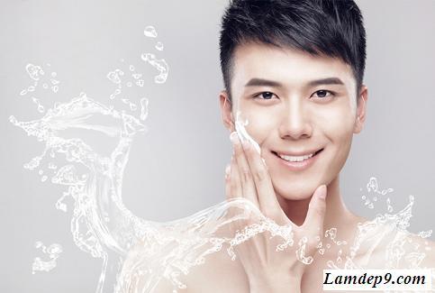 Những mỹ phẩm nam giới cần có - Sữa rửa mặt là một trong những mỹ phẩm quan trọng