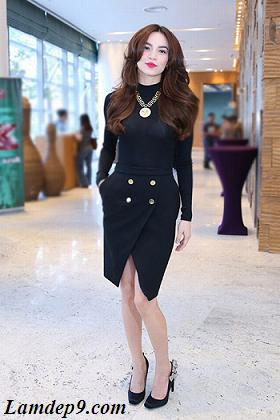 Hồ Ngọc Hà mặc đẹp mùa thu đông, Ho Ngoc Ha mac dep mua thu dong
