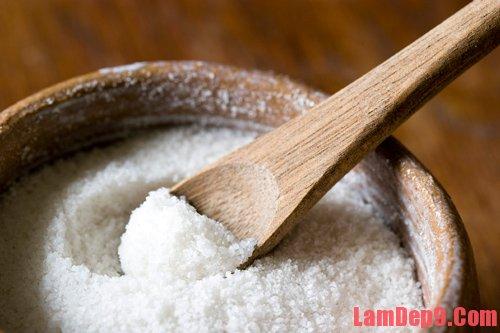 Cách tẩy tế bào chết nhanh, hiệu quả bằng đường trắng