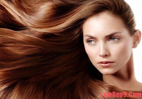 Nhuộm tóc tự nhiên nhờ chanh