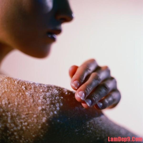 Cách tẩy da chết hiệu quả nhất