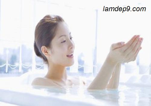 Tắm trắng và làm đẹp da với nước vo gạo
