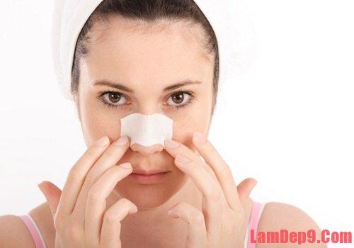 Dùng lột mặt nạ là sai lầm nghiêm trọng khi đắp mặt nạ