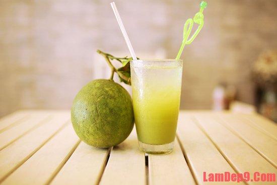 Thức uống làm đẹp da và giảm cân nhanh chóng, hiệu quả trong mùa hè