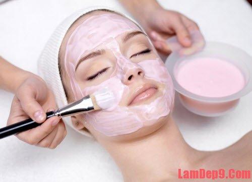 Cách làm mặt nạ cho da nhờn