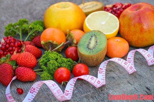 Các loại trái cây cực tốt cho người giảm béo