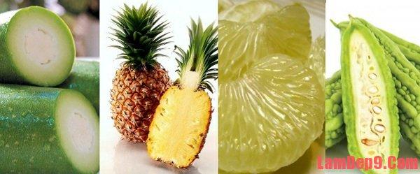 Một số loại trái cây hỗ trợ giảm cân tốt nhất