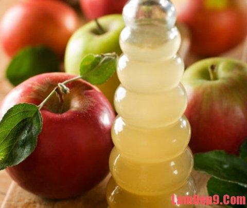 Giấm táo, phương pháp trị vết thâm từ tự nhiên cực hiệu quả