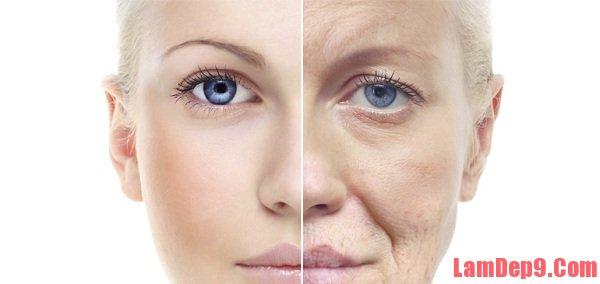 Những lý do khiến bạn già đi