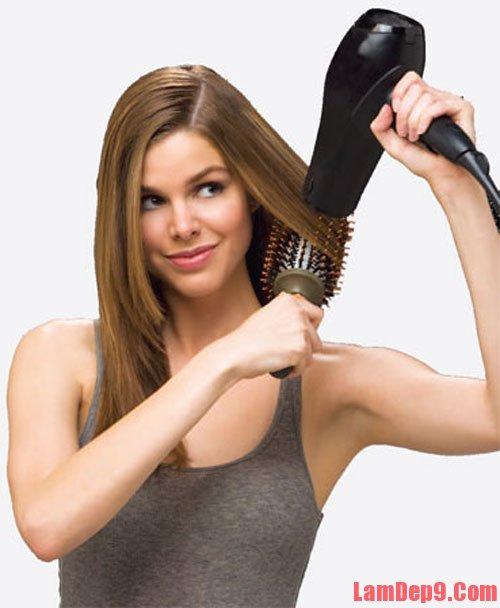 Sai lầm chăm sóc tóc hằng ngày cần tránh