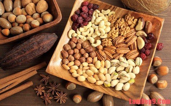 Những loại ngũ cốc giúp da hồng hào, ngăn ngừa lão hóa